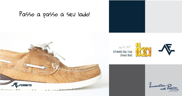 Ferneto / IBA 2012: Passo a passo a seu lado!