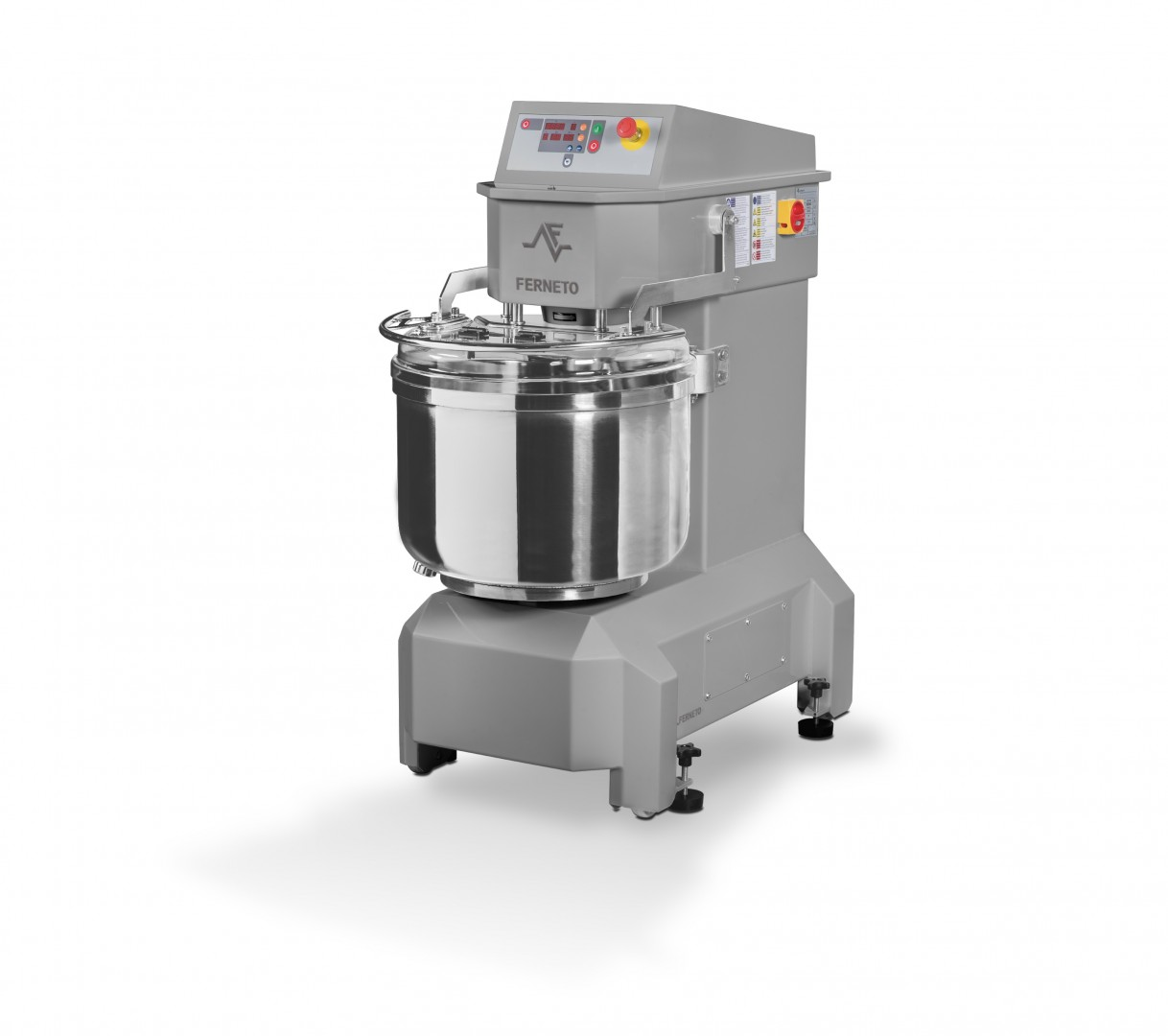 The spiral mixer Ferneto increase the profitability of the bakery