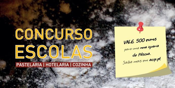 """Concurso Escolas: """"O Melhor Folar e Pão de Ló de Portugal"""" ACIP"""