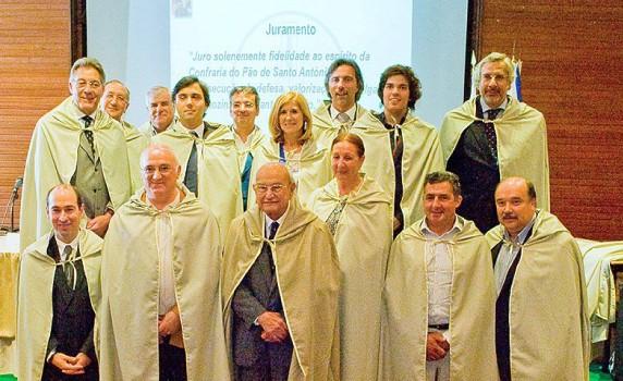 Valorização do Pão: Confraria do Pão de Santo António