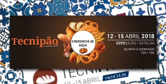 Feira Tecnipão 2018: convite