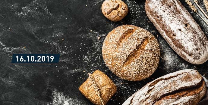 Dia Mundial do Pão: 16 de outubro 2019