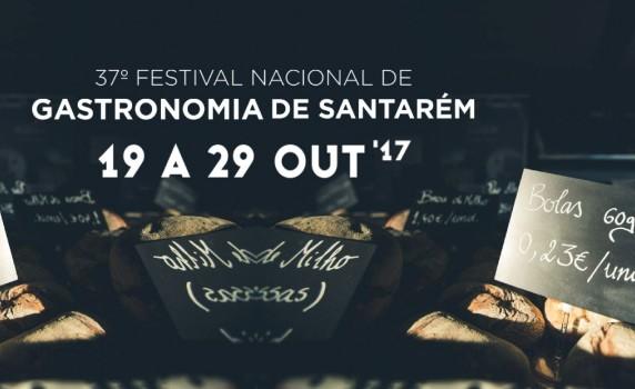 Festival Nacional de Gastronomia (Santarém, Portugal) aposta no pão – 2017