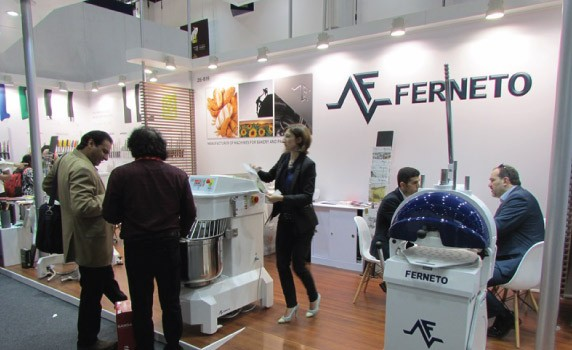 Ferneto commits to Gulfood 2016