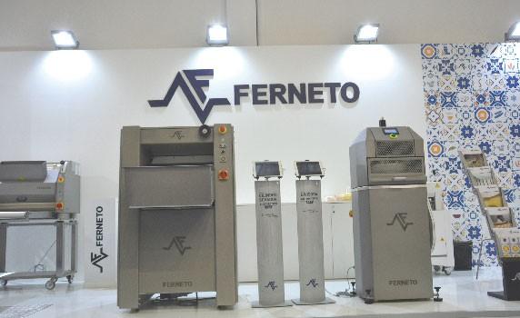 Divisora automática na Tecnipão 2018