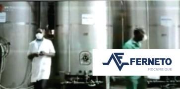 Ferneto Moçambique: novas instalações