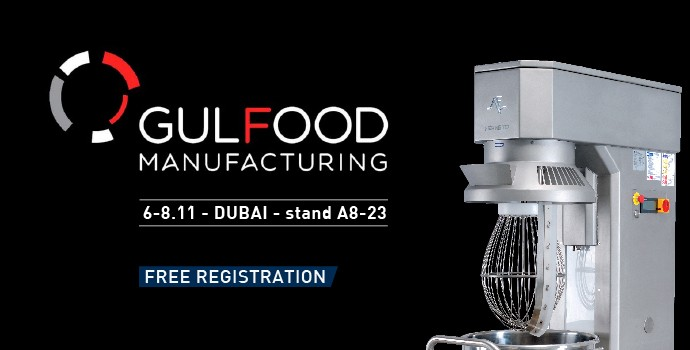 Gulfood Manufacturing 2018: registo gratuito