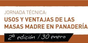 Jornadas de panificación: 2ª edición (Cetece – Palencia, España)