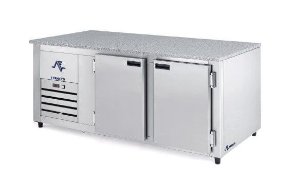 REFRIGERATED COUNTER 4 DOORS (3,0m) – INTERIOR MOTOR