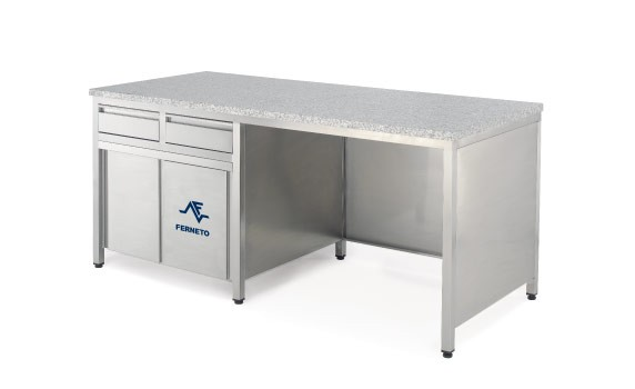 PASTRY TABLE 2000x900mm