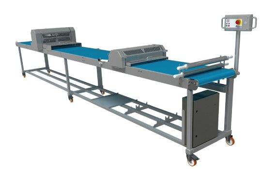 VERTICAL CUTTING TABLE 600X5000mm