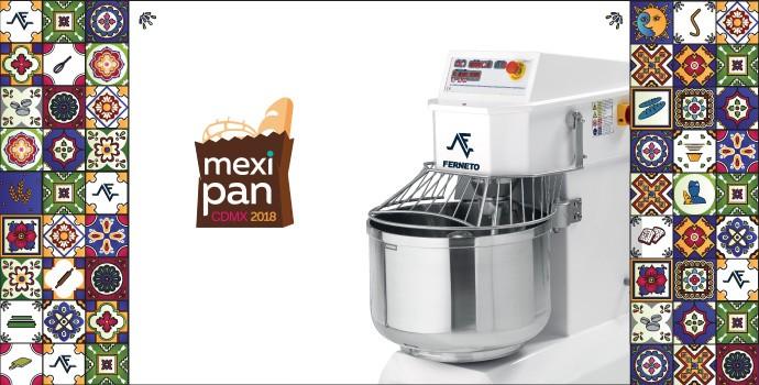 Mexipan 2018 está a chegar