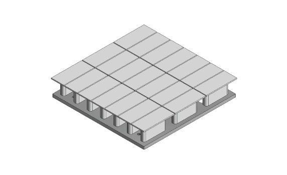 Prensa 130x55mm – 21 unidades