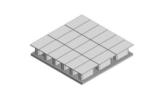 Prensa 130x65mm – 18 unidades