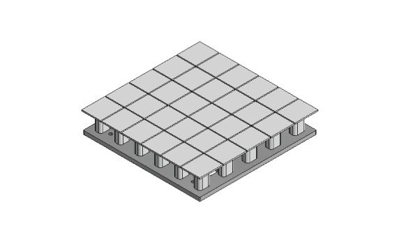 Prensa 80x65mm – 30 unidades