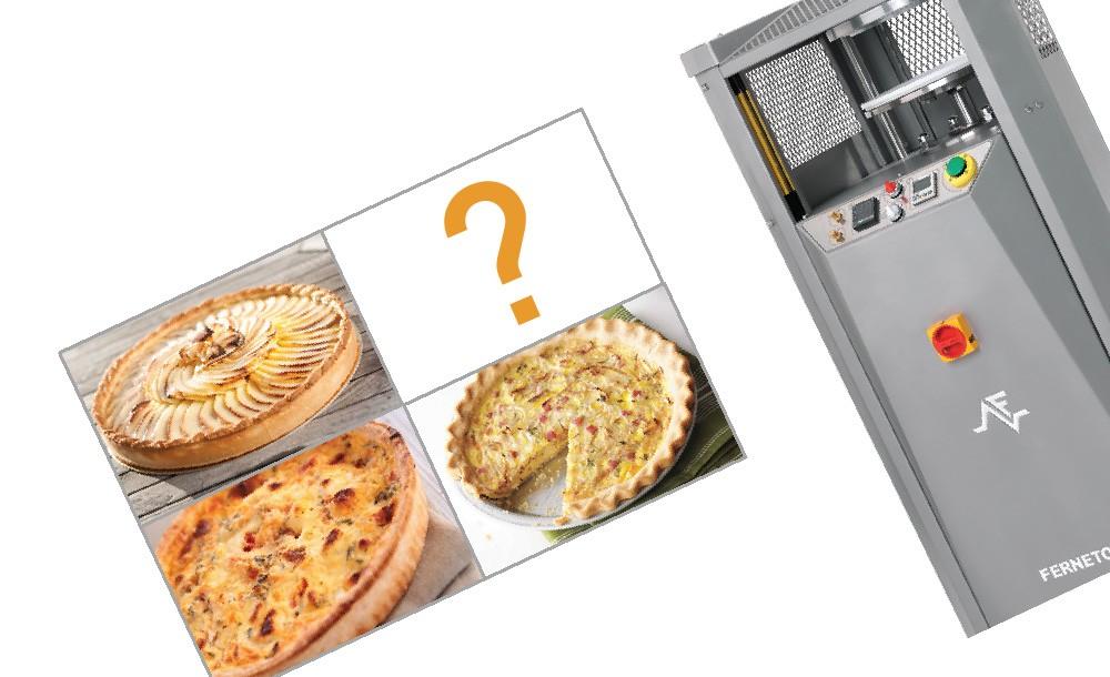 Prensa de tartes: produtos que fabrica
