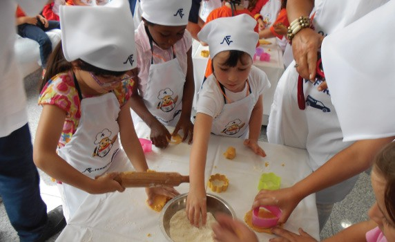 Mini-Bakers from Coimbra at Ferneto