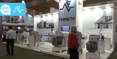 Ferneto Brasil na feira APAS 2014 (São Paulo, Brasil)