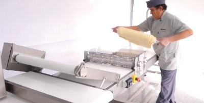 Video: Dough cutting Table (MCF): production of cookies and biscuits