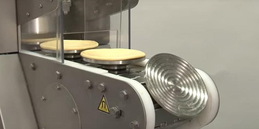 Vídeo: Prensa de massa – pastéis de Chaves (Portugal)