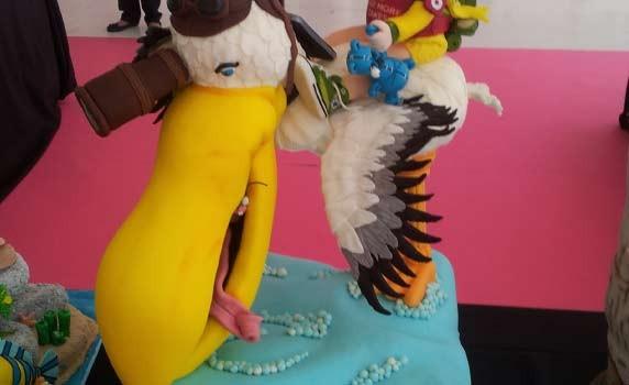 E Galiza ficou mais doce! Think in Cakes 2013 pelo Cake Design!