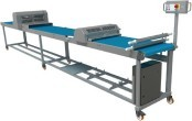 Vertical cutting table - MCV